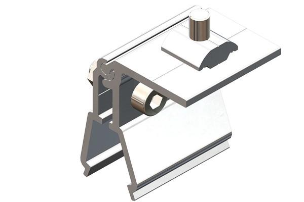 Klip Lok|Solar Mount|Kilp Lok 406&700|Solar Mounting|Honunity