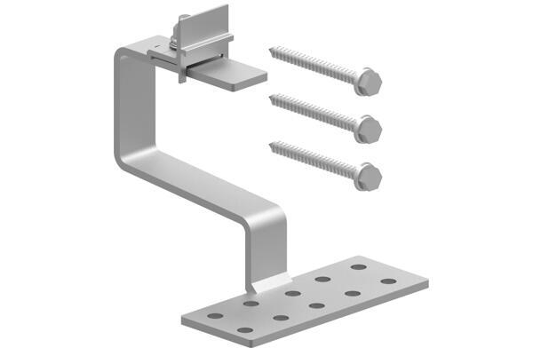 HU-TR-04|Tile hook|Solar Mount|Solar Roof Fitting|Honunity