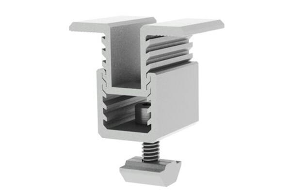 Adjustable Inter Clamp Kit|30~45mm|Solar Accessories|Honunity Technology