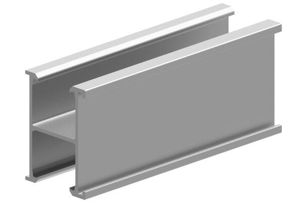 HU-R-01|Roof Mount| Extruded Rail|Solar Rail| Mounting System|Honunity.jpg