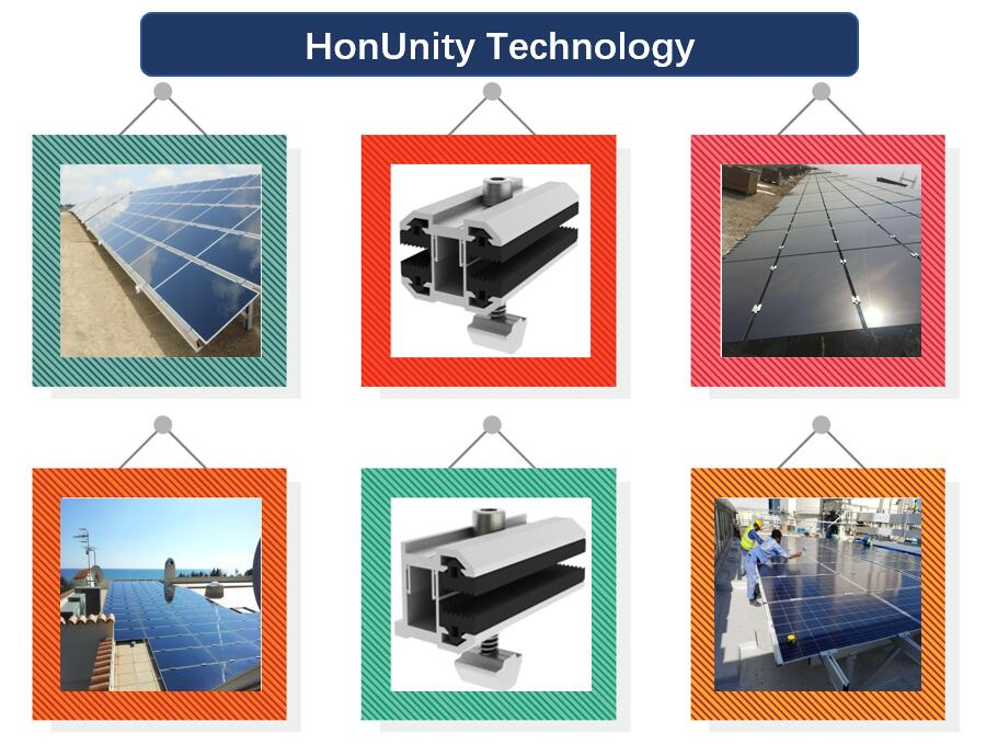 Project Reference|Solar Mounting System|One Stop Solar Components Supplier|Honunity Technology