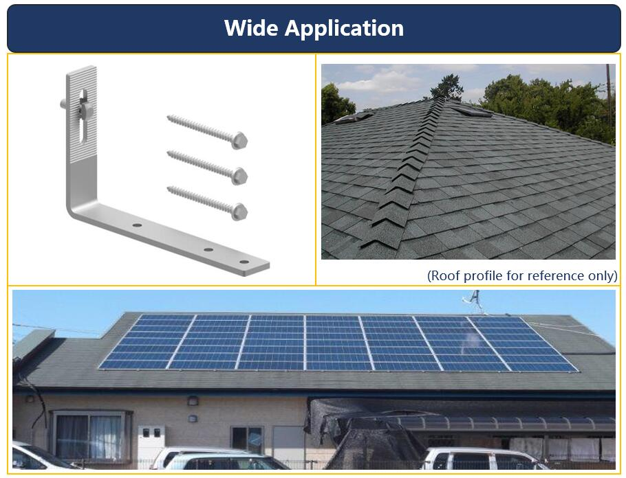 HU-TR-05|Slate Roof Hook|Solar Mounting|Stainless Solar Hook|Solar Tile Roof|Honunity
