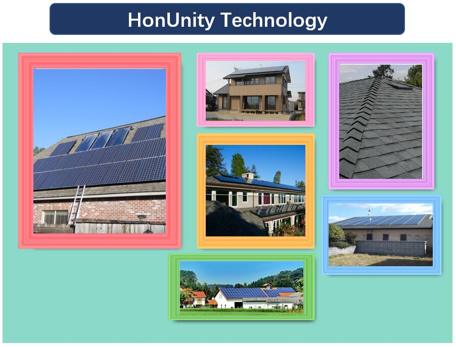 Project Reference| Solar Mounting System|One Stop Solar Components Supplier|Honunity Technology