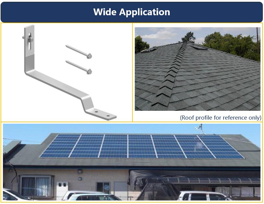 Application|Tile Roof Hook|Solar Mount| Mounting System|Honunity