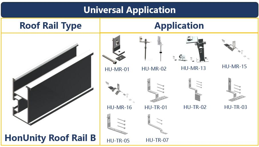 Rail Application| Solar Rail| Extruded Aluminum Rail|Universal Use|Honunity.jpg