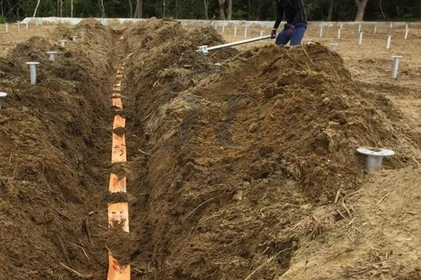 Project Reference|Ground Screw|Soil foundation|EPC|ground mount project|Honunity