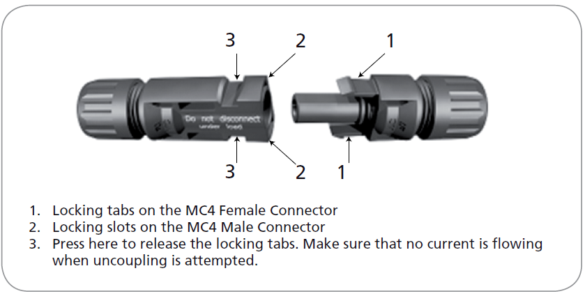 Installation Guide_Mc4 Connector_Solar Cable Connecting_Solar Power System_Honunity Technology