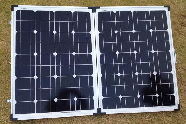 Foldable solar Panel_Portable Solar_Solar Power System_Honunity Technology