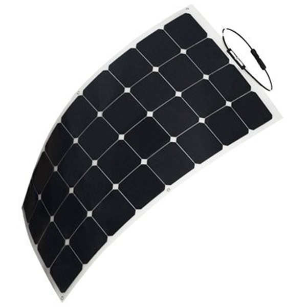 Bending Degrees_Flexible Panel_Portable Solar Module Kit_Solar system_Honunity Technology