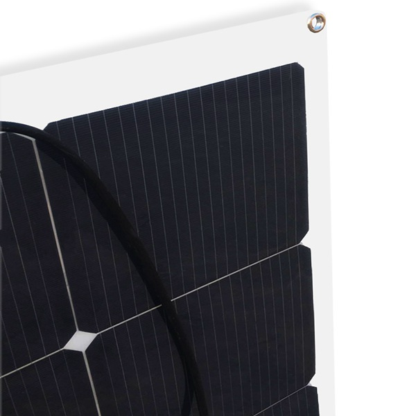 Fastening Holes_Flexible Panel_Portable Solar Module Kit_Solar system_Honunity Technology