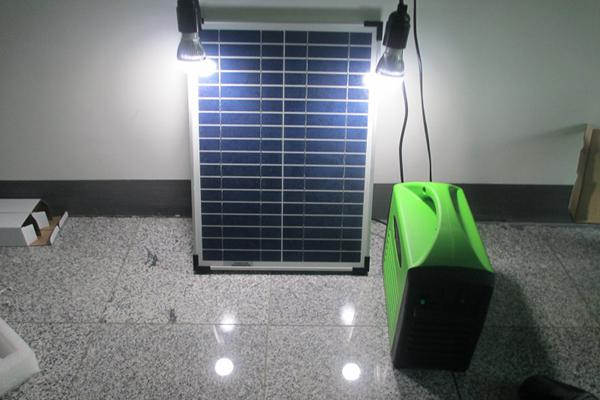 Solar Application_Portable Solar System_Solar Generator Kit_mini Solar System_Honunity Technology