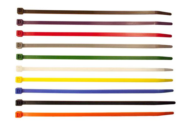 Colors Description_Self Locking Nylon Cable Ties_Honunity Technology