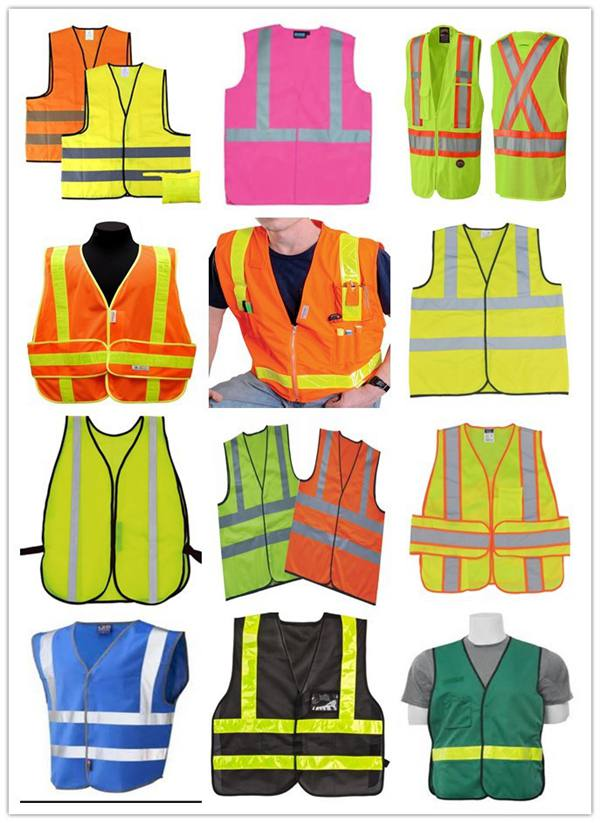 More Type Options_safety Vest_Cheape Reflective Vest_Solar Installation Tool_Honunity Technology