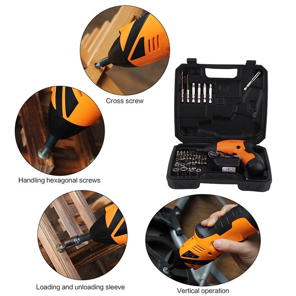Application_Cordless Electric Screwdriver_Hand Tool_Solar Panel Installation_China Made_Honunity Technology1