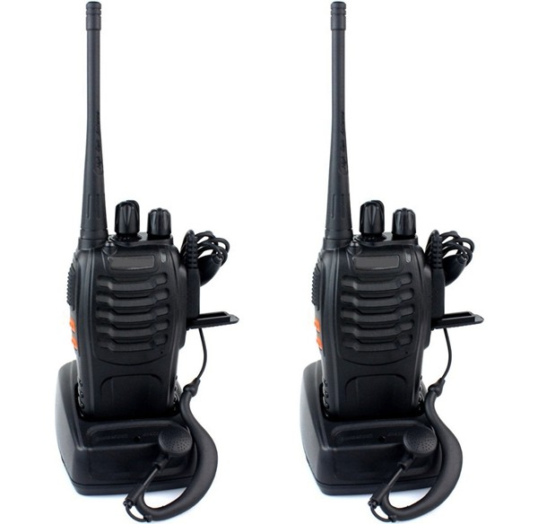 Front View_Walkie Talkie_Two Way Radio_Interphon_Transceive_Solar Installation_Honunity Technology
