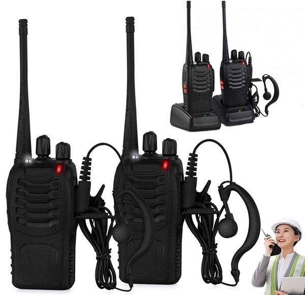 Walkie Talkie_Two Way Radio_Interphon_Transceive_Solar Installation_Honunity Technology