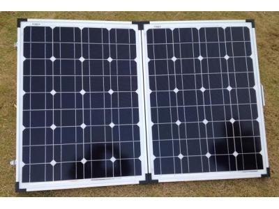 【Foldable Solar Panel】