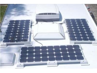 【Plastic Solar Panel Corner】