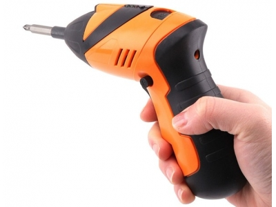 【Cordless Electric Screwdriver】